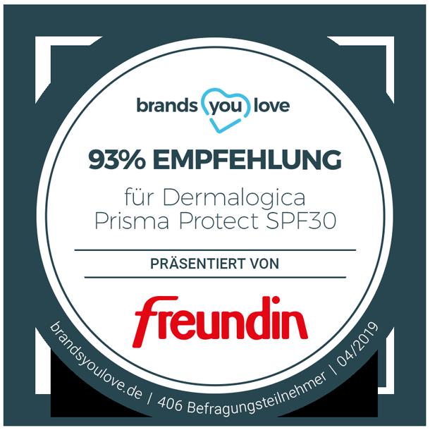 brands you love-Siegel für Dermalogica Prisma Protect SPF30