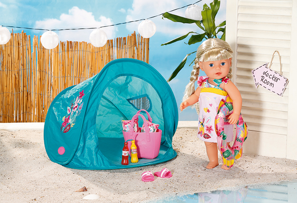 Das BABY born® Holiday Strandset