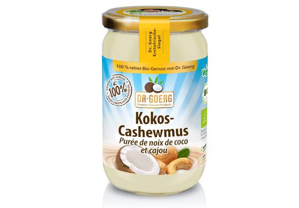 Dr. Goerg Kokos-Cashewmus