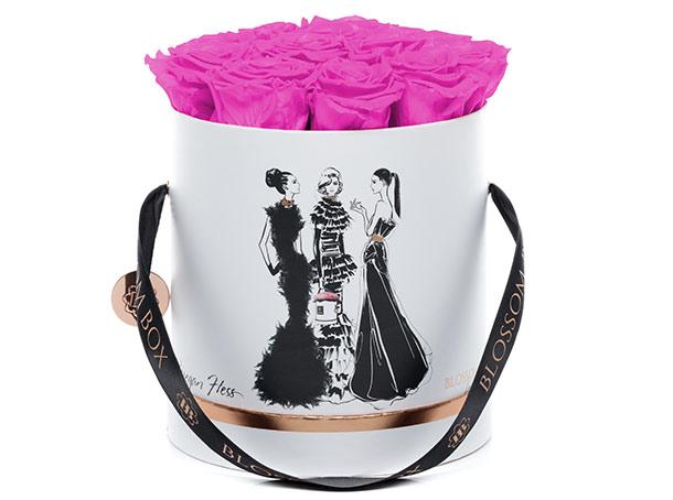 Fashion Blossom Box by Megan Hess
