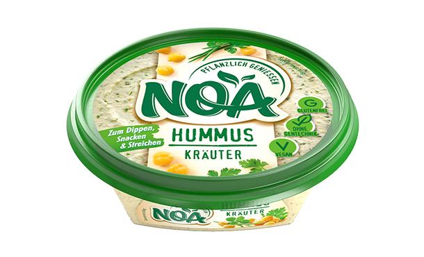 NOA AufstrichHummus Kräuter