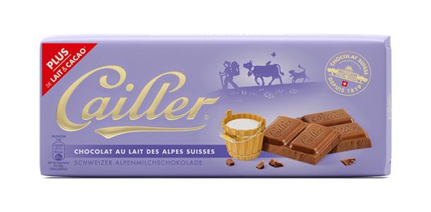 Cailler Milschokolade