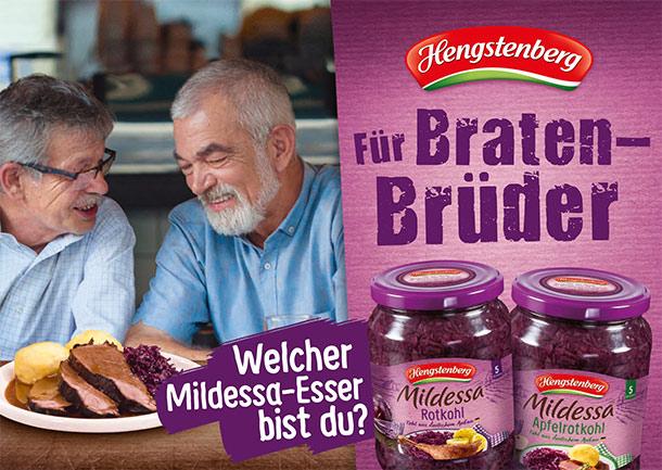 Mildessa Braten-Brüder