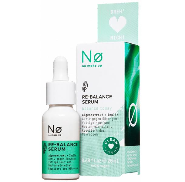 Nø Cosmetics Re-Balance Serum