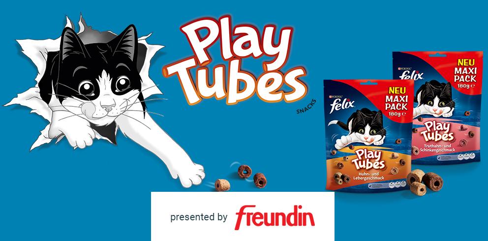 FELIX Play Tubes kostenlos testen