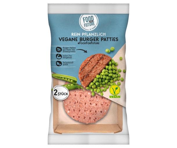 PENNY Food for Future Vegane Burger Patties