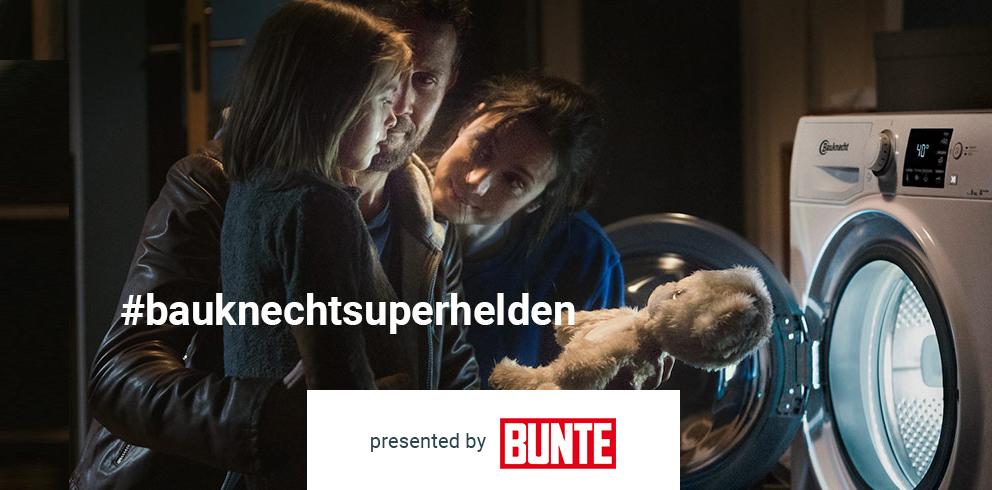 Bauknecht sucht den Superhelden