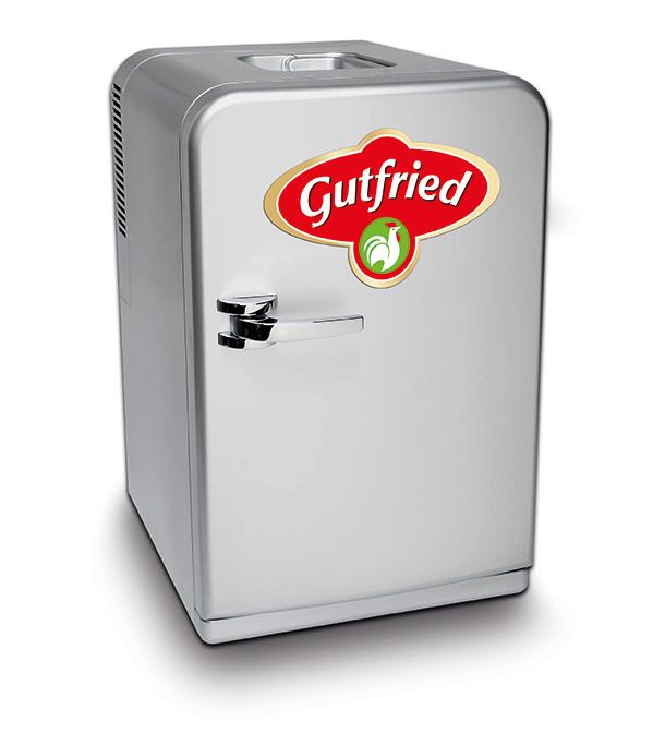 Gutfried Mini-Kühlschrank gewinnen