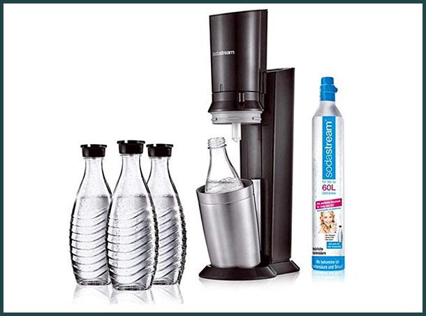 SodaStream Wassersprudler zu gewinnen