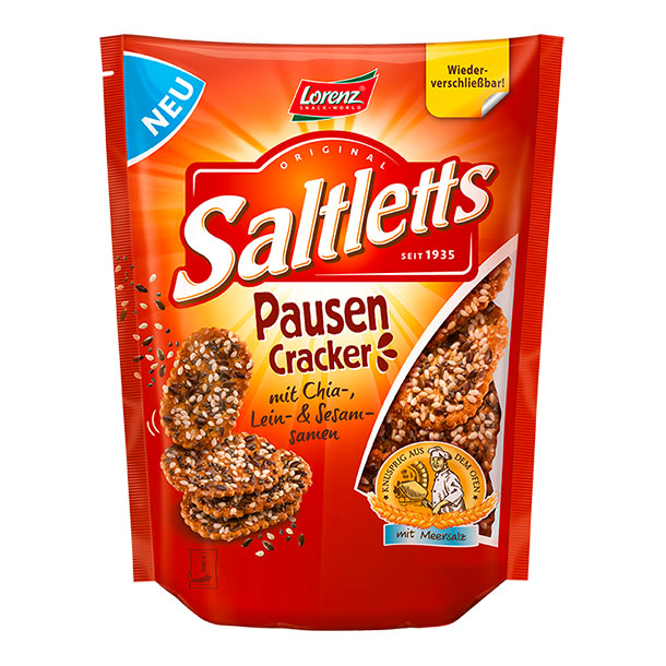 Saltletts PausenCracker