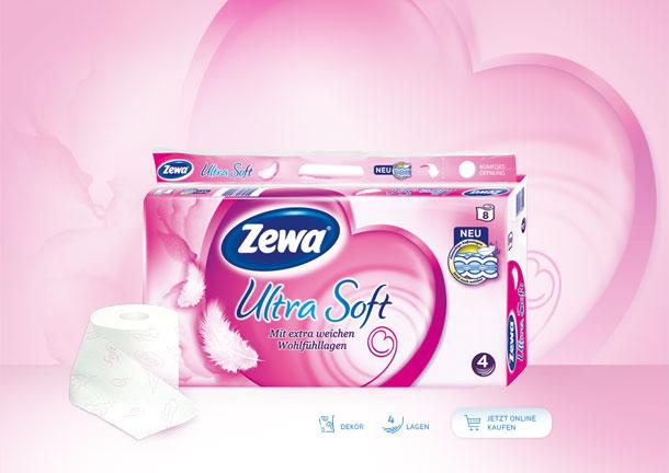 Zewa Toilettenpapier im Test