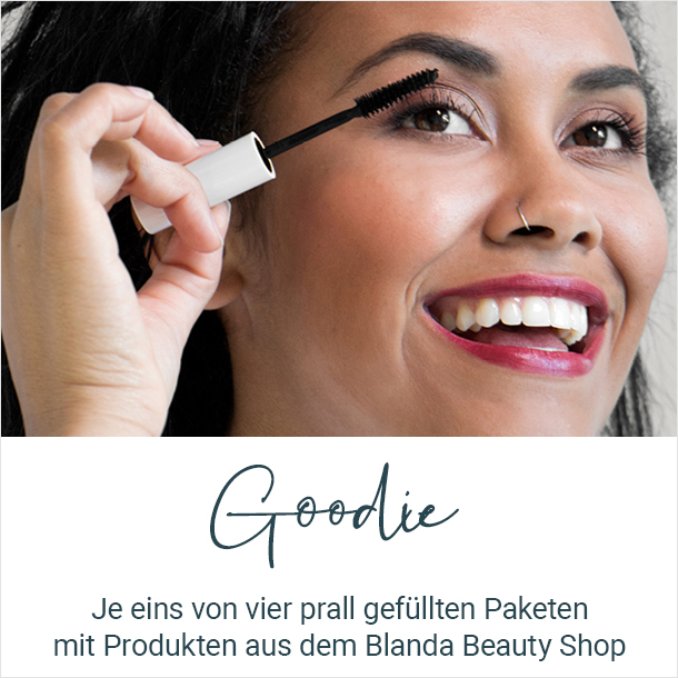 Goodie der Blanda Beauty Influencer