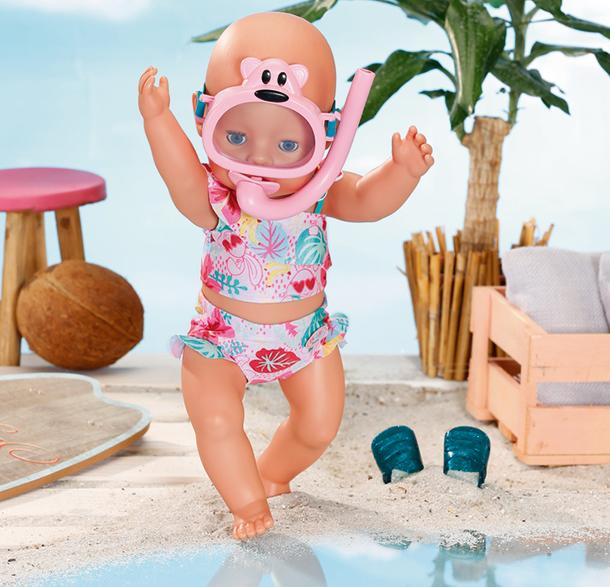 BABY born® Deluxe Bikini Set