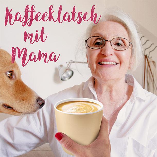 Werbemotiv Gala von Eduscho: zu Hause mit der Mutter.