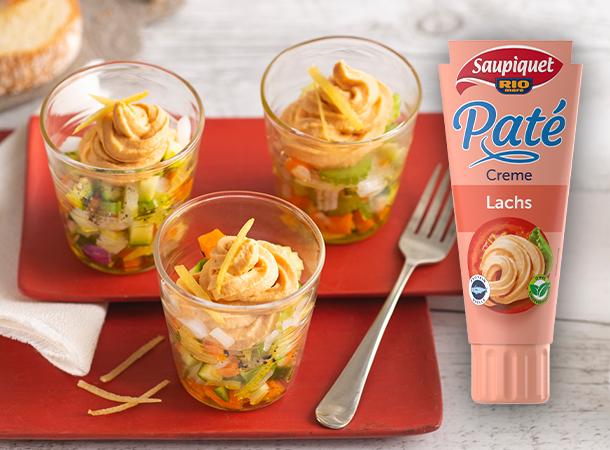 Saupiquet Paté Creme Lachs