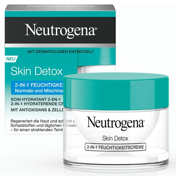 Skin Detox 2-in-1 Feuchtigkeitscreme