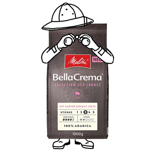 Melitta® BellaCrema Selection des Jahres 2021