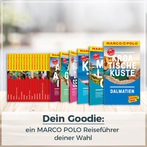 Marco Polo Fotobotschafter Goodie