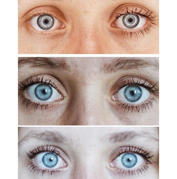 Augen von Maabluuu