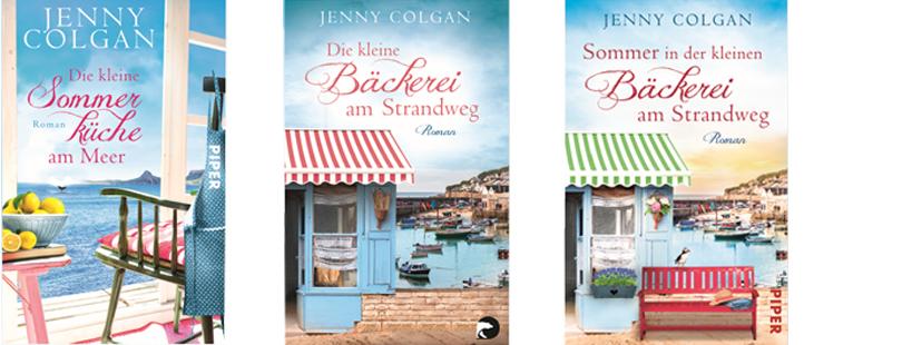 Bücher der Autorin Jenny Colgan