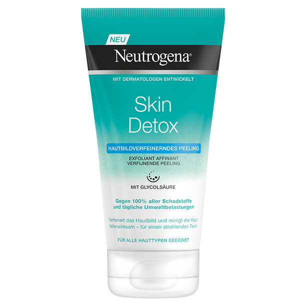 Skin Detox Hautbildverfeinerndes Peeling