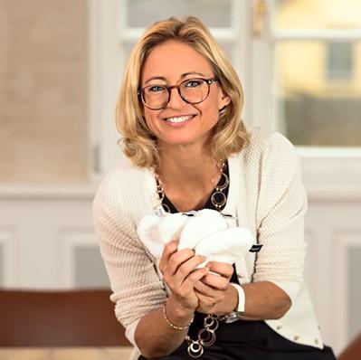 Gruenderin Carolin Schubert waschies