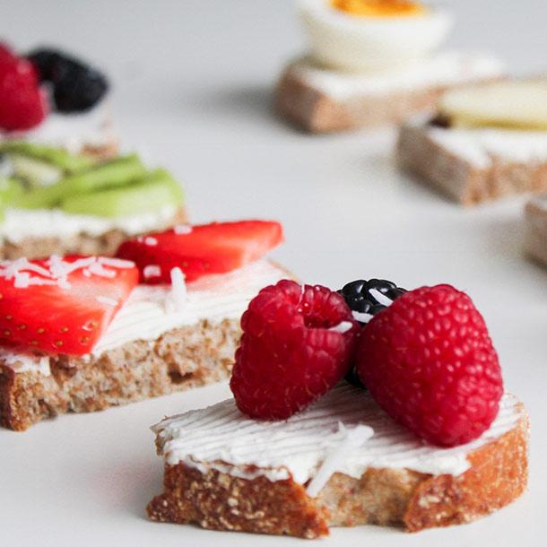 abwechslungsreiche und gesunde Ernährung von Alpro