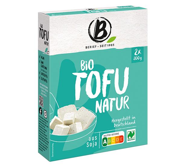Bio Tofu Natur