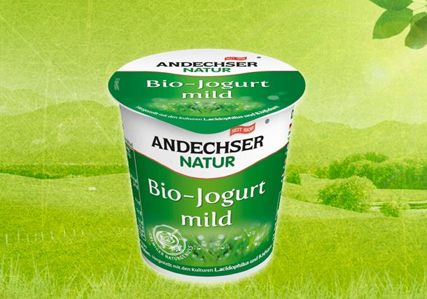 ANDECHSER NATUR Bio-Jogurt