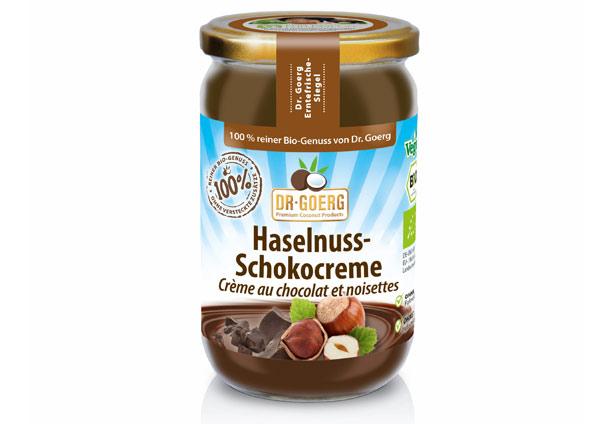 Dr. Goerg Haselnuss-Schokocreme