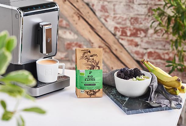 Gewinnspiel Tchibo Kaffeevollautomat