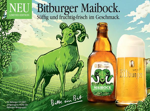 Bitburger Maibock