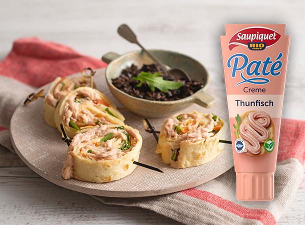 Saupiquet Paté Creme Thunfisch kostenlos bei brands you love