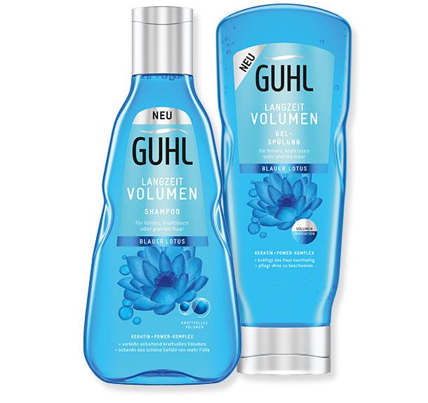 Guhl Langzeit Volumen Shampoo & Spülung