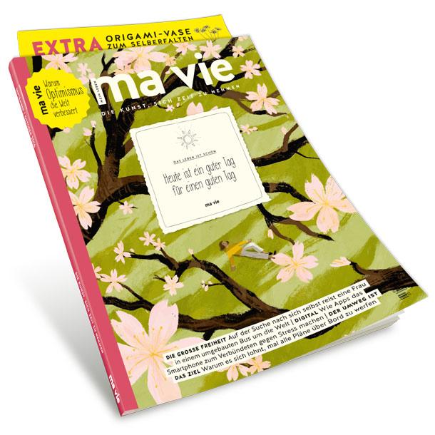 ma vie Magazin