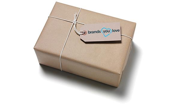 brands you love Produkttest Paket