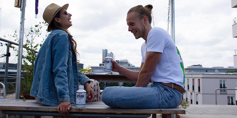 Produkttest: Ayran von Müller – kostenlos bei brands you love