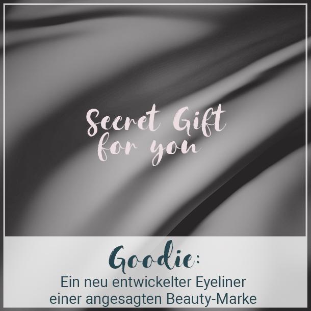 Goodie der brands you love-Tester: Ein neu entwickelter Eyeliner einer angesagten Beauty-Marke
