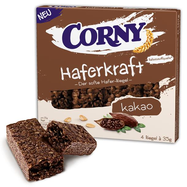 CORNY Haferkraft Kakao