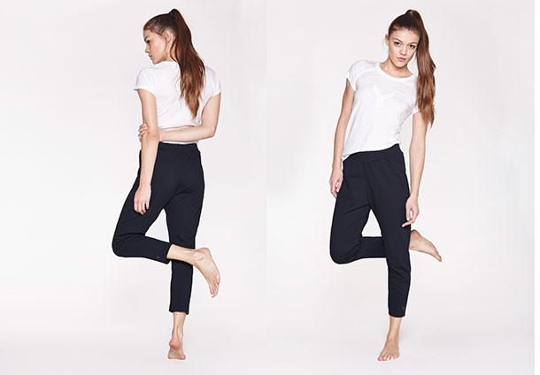 Pants Loose - SOFT BLACK