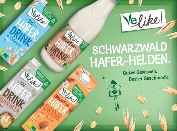 Schwarzwald Hafer-Helden.