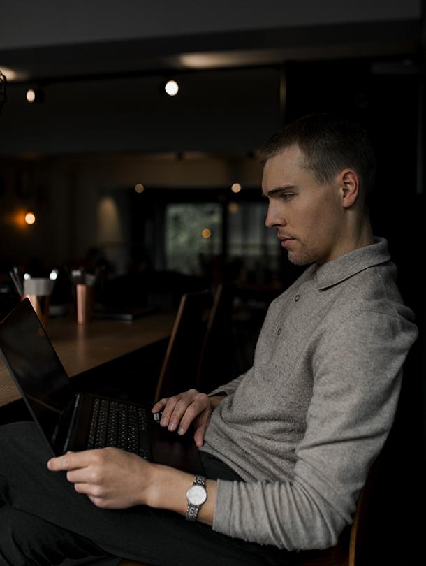 Fabian Lück testet den MSI PS63 Laptop
