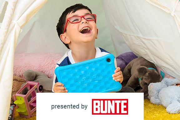 Tester für Amazon Fire HD 8 Kids Edition-Tablet gesucht
