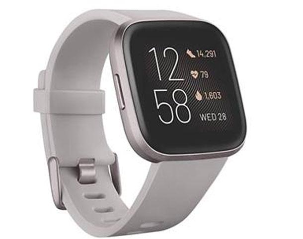 Der Gewinn: eine Fitbit Versa 2 – Gesundheits- und Fitness-Smartwatch