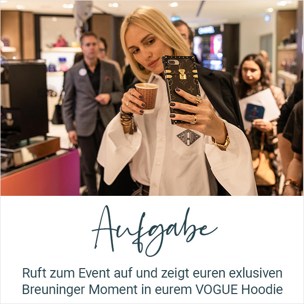 Aufgabe Shopping-Event
