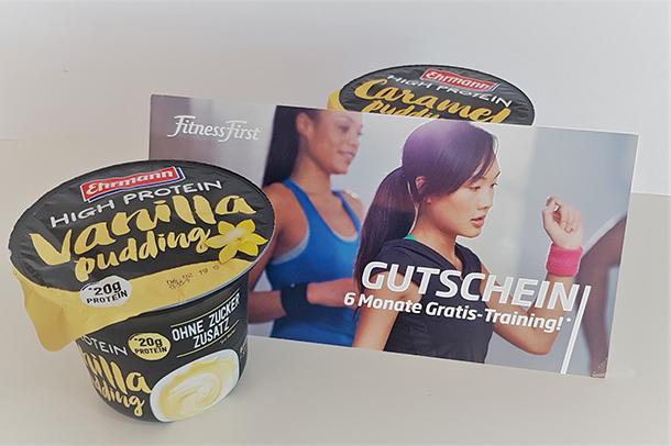 Fitness First Gutschein gewinnen