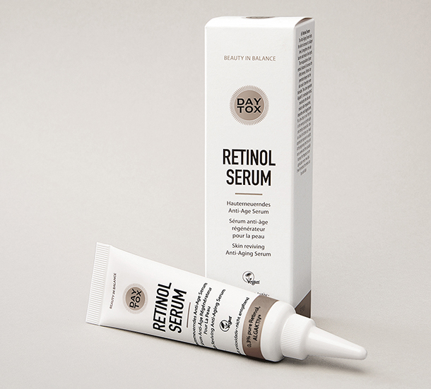DAYTOX Retinol Serum im Test