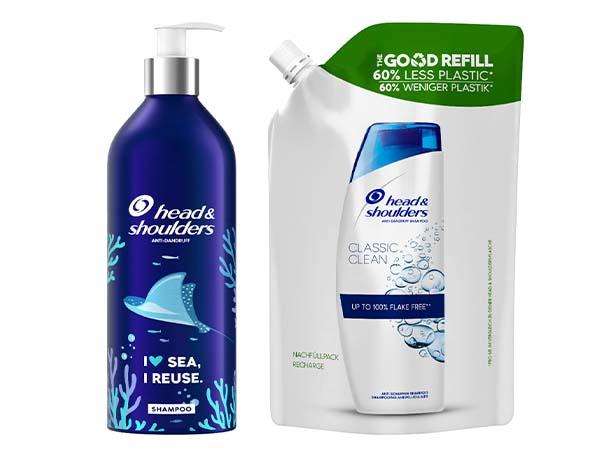Nachfüllen & wiederverwenden Shampoo