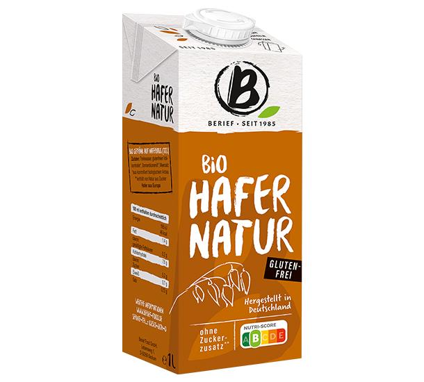 Bio Hafer Drink glutenfrei