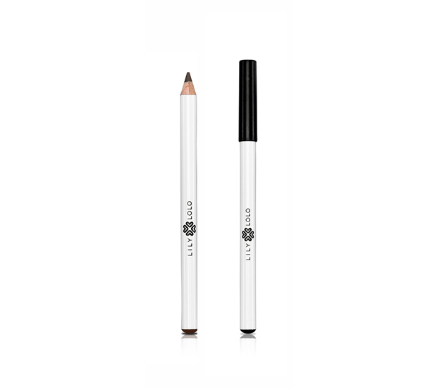Natural Eye Pencil Brown von Lily Lolo